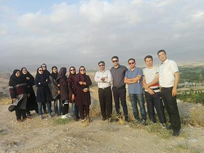 همایش پیاده روی کارکنان هواشناسی خراسان شمالی برگزار شد.