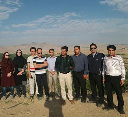 پیاده روی و کوهنوردی  خانوادگی کارکنان هواشناسی خراسان شمالی به مناسبت گرامیداشت هفته حجاب وعفاف و دهه کرامت
