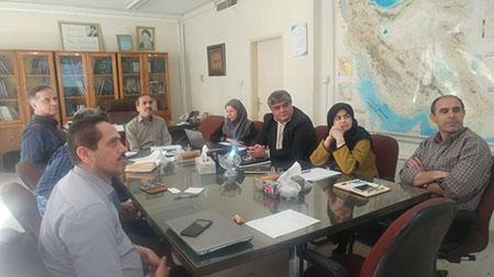 تشکیل کارگروه پیش بینی ، تحقیق و آموزش سازمان هواشناسی کشور به دبیری هواشناسی خراسان شمالی